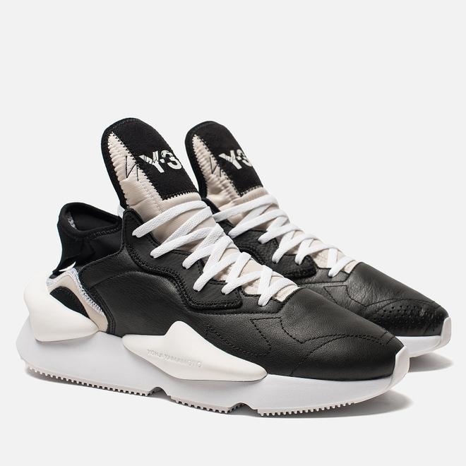 Кроссовки Y-3 Kaiwa Black/Black/White