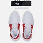 Мужские кроссовки Y-3 Kaiwa Knit White/White/Red фото - 1