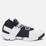 Кроссовки Y-3 Kydo Crystal White/Core Black/Crystal White фото- 0
