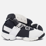 Кроссовки Y-3 Kydo Crystal White/Core Black/Crystal White фото- 2