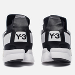 Кроссовки Y-3 Kydo Crystal White/Core Black/Crystal White фото- 3