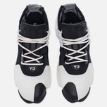 Кроссовки Y-3 Kydo Crystal White/Core Black/Crystal White фото- 4