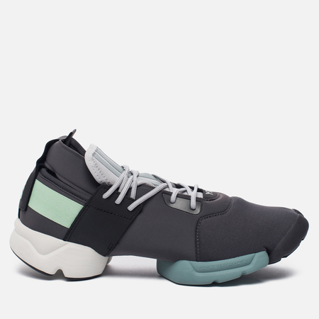 Кроссовки Y-3 Kydo Utility Black/Light Solid Grey/Vapour Steel