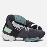 Кроссовки Y-3 Kydo Utility Black/Light Solid Grey/Vapour Steel фото- 2