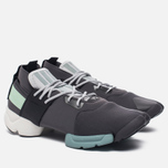 Кроссовки Y-3 Kydo Utility Black/Light Solid Grey/Vapour Steel фото- 1