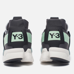 Кроссовки Y-3 Kydo Utility Black/Light Solid Grey/Vapour Steel фото- 4