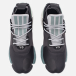 Кроссовки Y-3 Kydo Utility Black/Light Solid Grey/Vapour Steel фото- 3