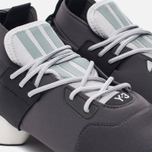 Кроссовки Y-3 Kydo Utility Black/Light Solid Grey/Vapour Steel фото- 5