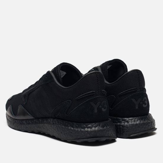 Кроссовки Y-3 Rhisu Run Black/Black/Black