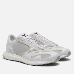 Кроссовки Y-3 Rhisu Run White/Black/White