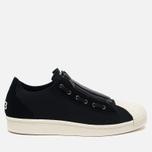 Мужские кроссовки Y-3 Super Zip Core Black фото- 0
