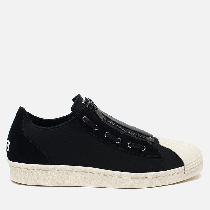 Мужские кроссовки Y-3 Super Zip Core Black