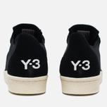 Мужские кроссовки Y-3 Super Zip Core Black фото- 5
