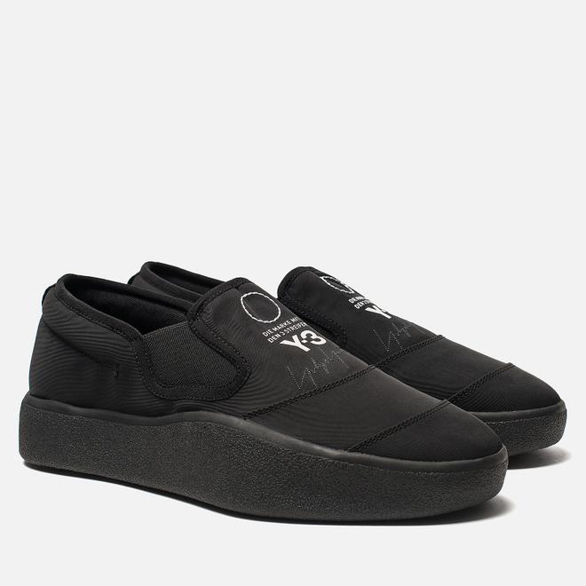 Кроссовки Y-3 Tangutsu Black/Black/Black