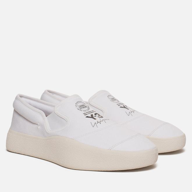 Кроссовки Y-3 Tangutsu White/Core Black/Core White
