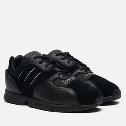 Кроссовки Y-3 ZX Run Black/Black/White