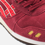 Женские кроссовки ASICS Gel-Lyte III Autumn Brights Pack Burgundy/Fiery Red фото- 7