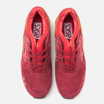 Женские кроссовки ASICS Gel-Lyte III Autumn Brights Pack Burgundy/Fiery Red фото- 4