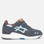 ASICS Gel-Lyte III Women's Sneakers Dark Grey/Soft Grey photo- 0
