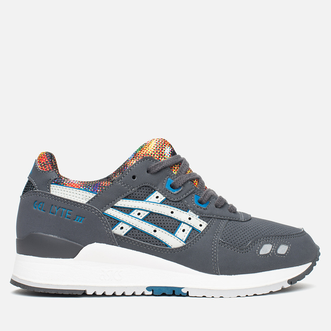 Женские кроссовки ASICS Gel-Lyte III Dark Grey/Soft Grey