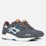 Женские кроссовки ASICS Gel-Lyte III Dark Grey/Soft Grey фото- 1