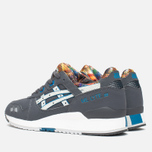 Женские кроссовки ASICS Gel-Lyte III Dark Grey/Soft Grey фото- 2