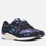 ASICS Gel-Lyte III Galaxy Pack Women's Sneakers Monaco Blue/Black photo- 1