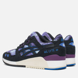 ASICS Gel-Lyte III Galaxy Pack Women's Sneakers Monaco Blue/Black photo- 2