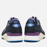 Женские кроссовки ASICS Gel-Lyte III Galaxy Pack Monaco Blue/Black фото- 3