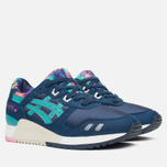 Женские кроссовки ASICS Gel-Lyte III Galaxy Pack Navy/Latigo Bay фото- 1