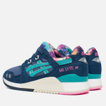 Женские кроссовки ASICS Gel-Lyte III Galaxy Pack Navy/Latigo Bay фото- 2