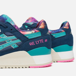 Женские кроссовки ASICS Gel-Lyte III Galaxy Pack Navy/Latigo Bay фото- 5