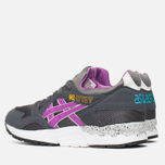 Женские кроссовки ASICS Gel-Lyte V Oddity Pack Dark Grey/Hyacinth Violet фото- 2