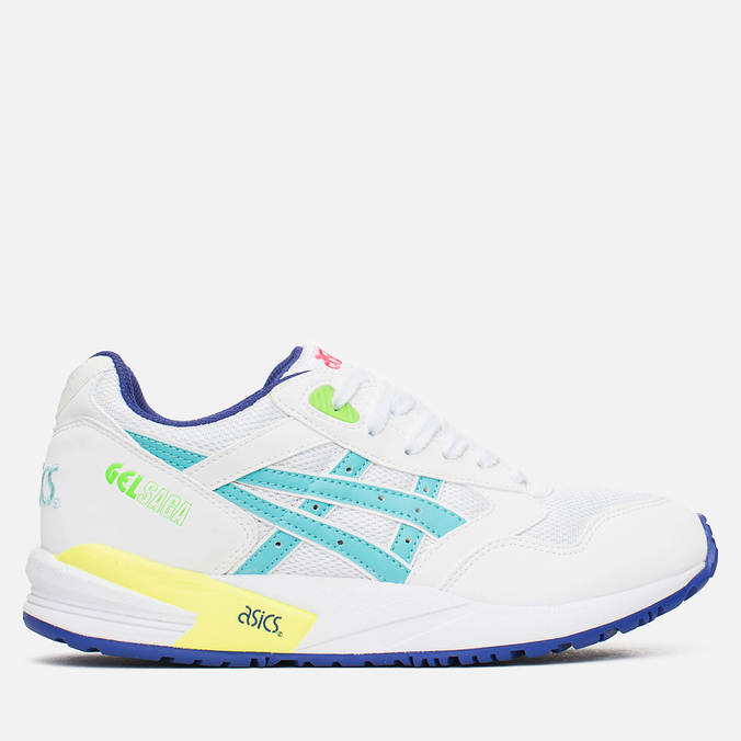 Женские кроссовки ASICS Gel-Saga Oddity Pack White/Pink