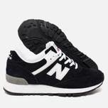 Женские кроссовки New Balance W576KGS Black фото- 2