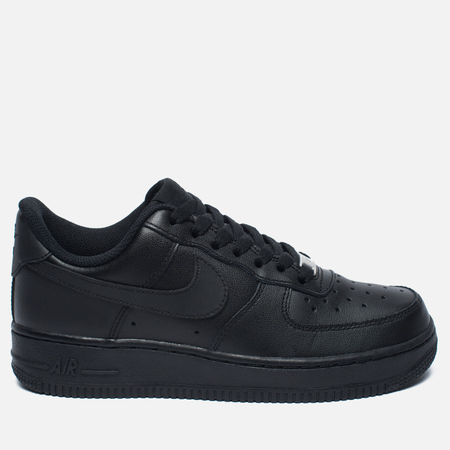 Nike Air Force 1 '07 Women's Sneakers Black