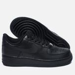 Женские кроссовки Nike Air Force 1 '07 Black фото- 2