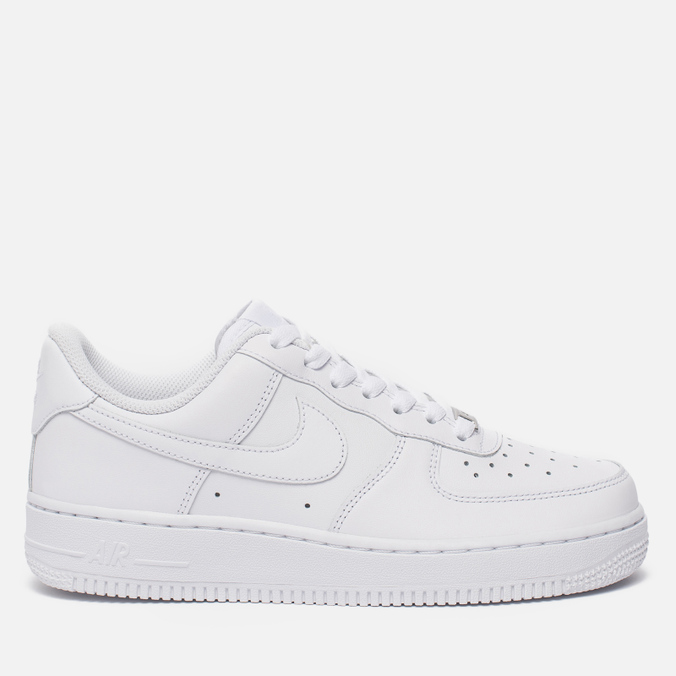 a04c7918 Женские кроссовки Nike Air Force 1 '07 White 315115-112