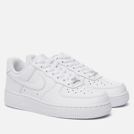 Женские кроссовки Nike Air Force 1 '07 White