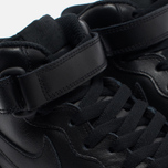 Женские кроссовки Nike Air Force 1 Mid 07 Black фото- 5