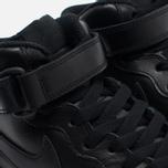 Nike Air Force 1 Mid 07 Women's Sneakers Black photo- 5