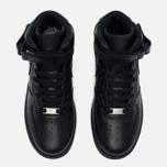 Nike Air Force 1 Mid 07 Women's Sneakers Black photo- 4