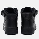 Женские кроссовки Nike Air Force 1 Mid 07 Black фото- 3