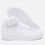 Nike Air Force 1 Mid 07 Women's Sneakers White photo- 2