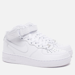 Nike Air Force 1 Mid 07 Women's Sneakers White photo- 1