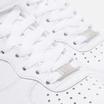 Женские кроссовки Nike Air Force 1 Mid 07 White фото- 5