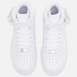 Nike Air Force 1 Mid 07 Women's Sneakers White photo- 4