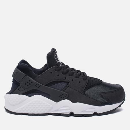 Женские кроссовки Nike Air Huarache Run Black/White
