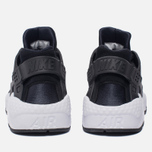 Женские кроссовки Nike Air Huarache Run Black/White фото- 3