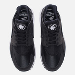 Женские кроссовки Nike Air Huarache Run Black/White фото- 4